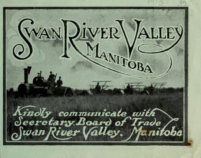 Swan River Valley
