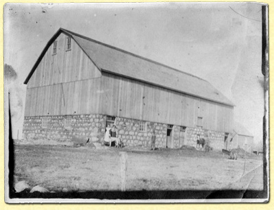 Christopherson Barn