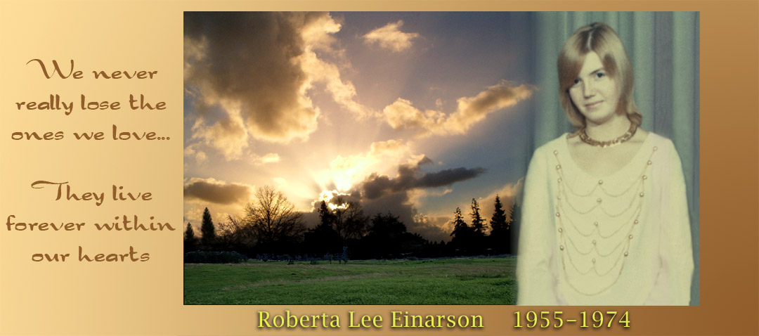 Tribute to Roberta Lee